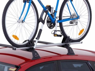 Universal Bike Carrier - Wheel On