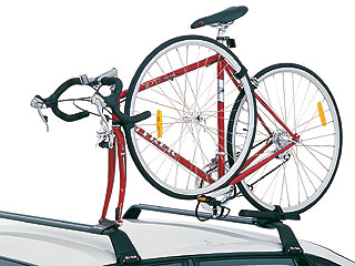 Roof Top Fork Mounted Bike Carrier