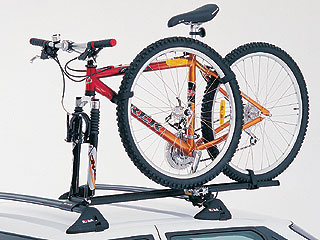 Roof Top Fork Mounted Bike Carrier with Extension
